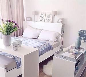 Kleines Schlafzimmer Einrichten Ikea : pinkfoxy dormitorios mesa de escritorio decoraci n de unas ~ A.2002-acura-tl-radio.info Haus und Dekorationen