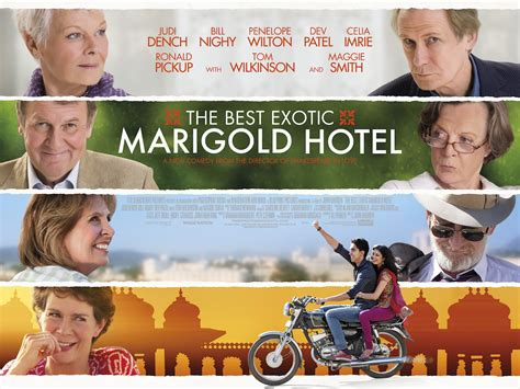 Best Marigold Hotel 2 by Review The Best Marigold Hotel Culture Fix