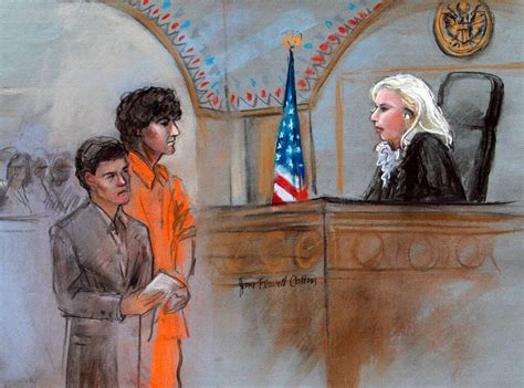 Boston Bombing Suspect Pleads Not Guilty to Terrorism ...