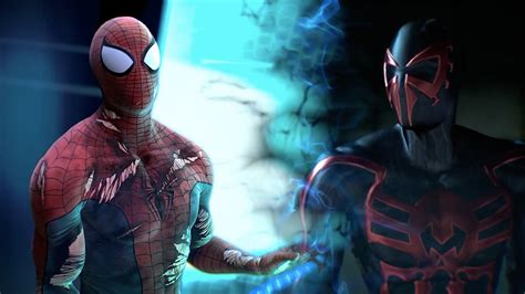spider man edge  time recenzje gier na ps  ps