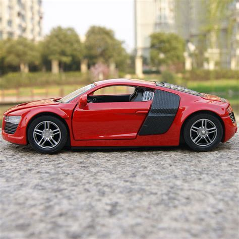 1 32 audi r8 gt diecast car kid metal alloy pull back collection decor toy ebay