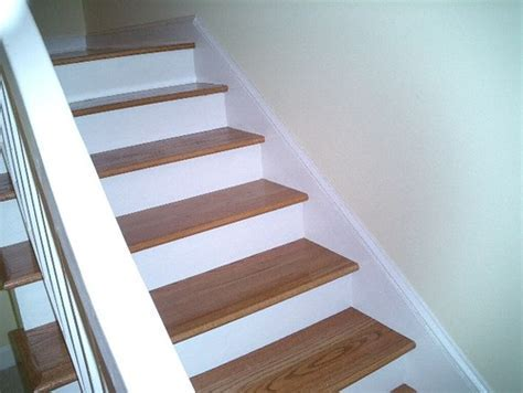 Laminate Stairs / stair nose dilemma