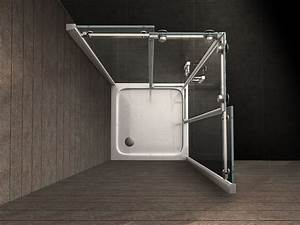 montage d une porte coulissante 5 paroi dangle 1 porte With montage d une porte coulissante