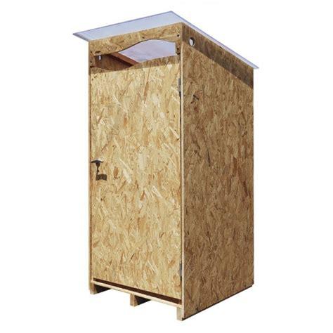 cabine ext 233 rieure pour toilette s 232 che ventar 232 l osb l 233 copot