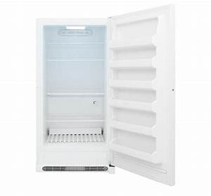Frigidaire 20 2 Cu  Ft  Upright Freezer White