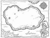 Timvandevall Tesoro Piratas Pirates Mapas Pirati Mappe Schatzkarte Artesanías Juegos Geografía Cazas Umeda sketch template