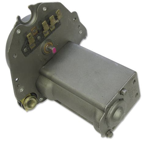 Chevelle Wiper Motor Speed With Terminals