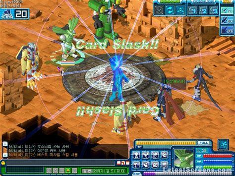digimon rpg screenshots  pc