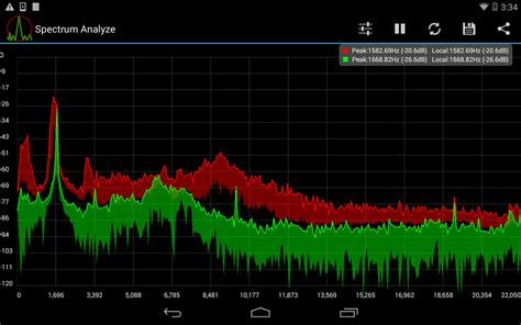 spectrum analyzer android apps  google play