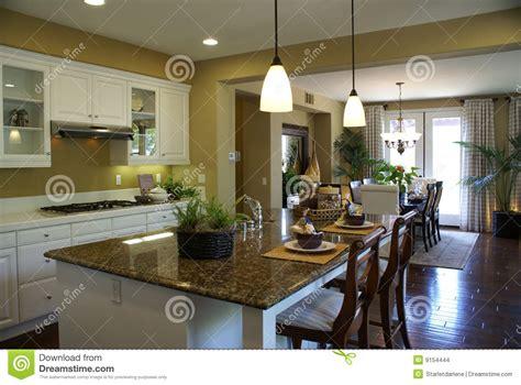 plus cuisine moderne cuisine moderne images stock image 9154444