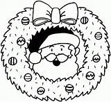 Coloring Pages Wreaths Wreath Printable Holiday Filminspector sketch template