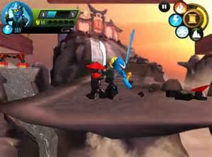 LEGO Ninjago Fighting Games