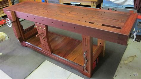 australian roubo workbench finewoodworking