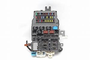 Honda Odyssey Ex Under Dash Interior Fuse Box Relay 38200