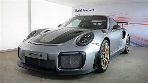 Porsche 911 Gt2 Rs Is The Most Powerful 911 Ever