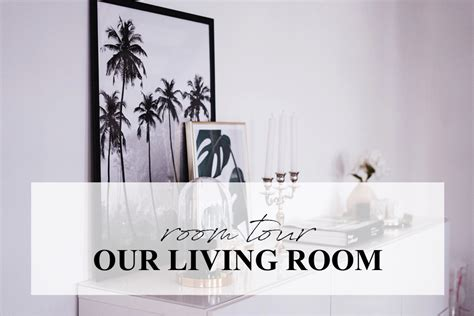 Roomtour Part I  Unser Wohnzimmer  Veronique Sophie
