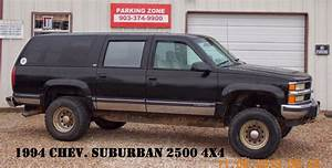 Parking Zone 82  1994 Chevrolet Suburban 2500 4x4
