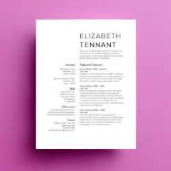 free minimalist resume designs 4 minimalist resume templates
