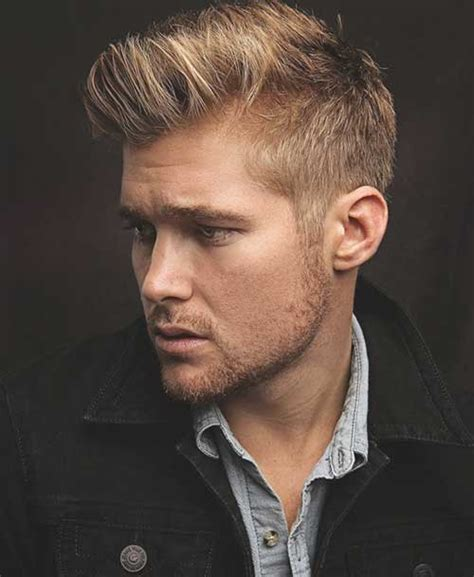 summer hairstyles for men 2017 summer trend blonde hairstyles for men mens