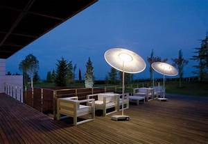 Terrasse Lampen Led : amis du soir bonsoir ~ Markanthonyermac.com Haus und Dekorationen