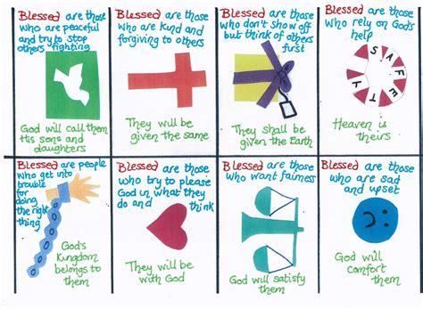 creative children s ministry beatitudes cards 281   Beattitudes%2Bcards
