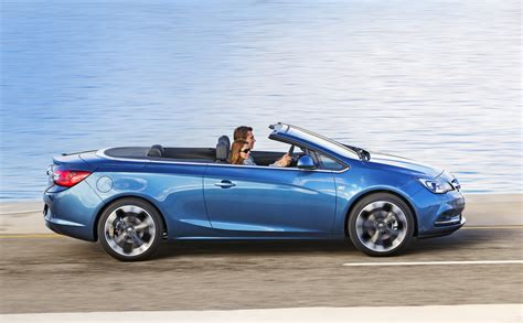 Surprised? Buick-badged Opel Cascada Reportedly Looks Just