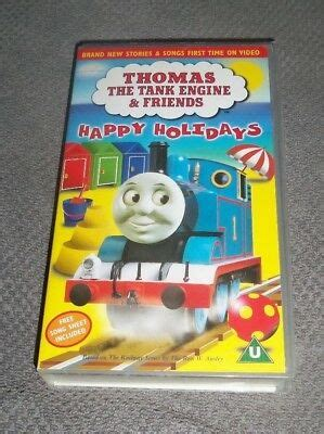 spooks and surprises the tank engine and friends vhs uk pal 163 9 95 picclick uk