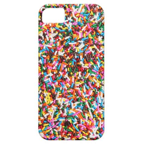 cases for iphone 5 sprinkles iphone 5 zazzle
