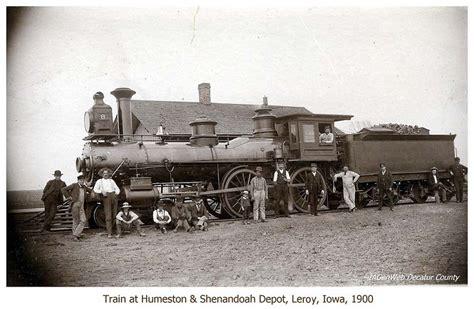 Humeston and Shenandoah Railroad