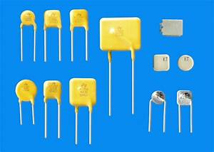 China Pptc Thermistor  Kt 250 Series