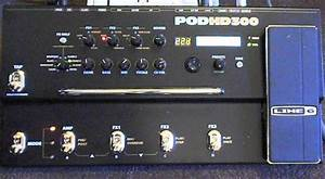 Line 6 Pod Hd300 Effects Demo