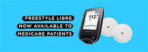 Freestyle Libre System Available To Medicare Patients