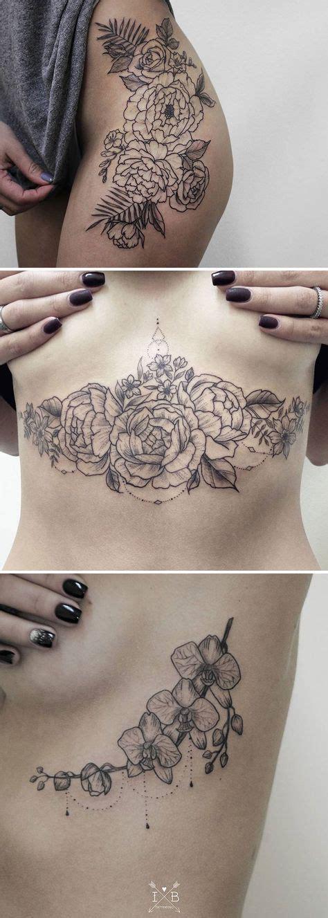 floral tattoo artists