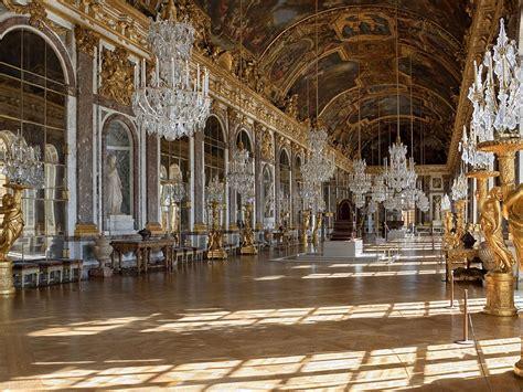 hall  mirrors palace  versailles wallpaperscom