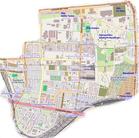 Häuser Kaufen Berlin Alt Hohenschönhausen by File Ot Lichtenberg Aus Open Map Png Wikimedia
