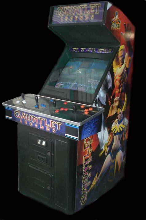 Gauntlet Legends Arcade Cabinet by Gauntlet Legends Version 1 6 Rom