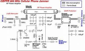 Wifi Jammer Circuit Diagram Free Download Programs