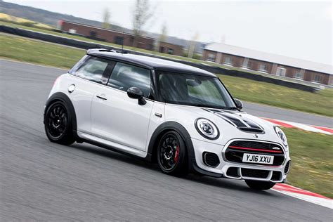2016 Mini John Cooper Works Challenge Review First Drive