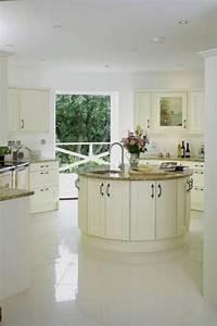13 best images about round kitchen islands on pinterest for Round kitchen island
