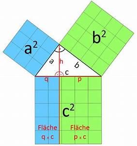 Seitenlängen Dreieck Berechnen : kathetensatz lehrsatz des euklid ~ Themetempest.com Abrechnung