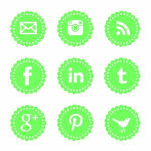 Free Green icon Instagram Archives - Geek Fairy