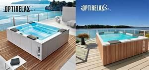 Whirlpool Für Draußen : luxus design spa whirlpool gt z optirelax ~ Indierocktalk.com Haus und Dekorationen