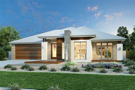 single story house designs stunning single story contemporary house plan