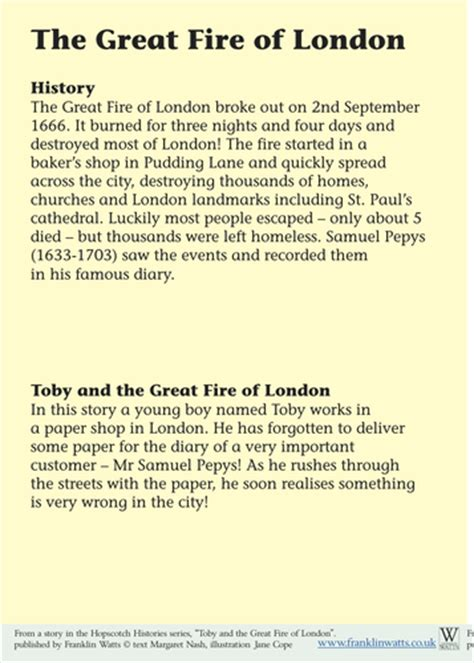 great fire  london writing  drawing worksheet