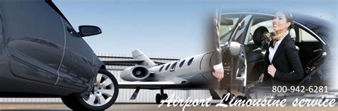 Limo Car Service Near Me by Airport Transportation Near Me Cheap Airport Limo
