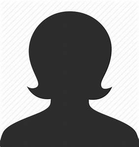 Woman Profile Head Silhouette Png
