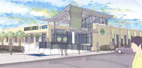 Barnes & Noble Bookstore Redesign At Horry-georgetown