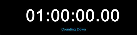 countdown timer template after effects after effects counter and countdown free templates