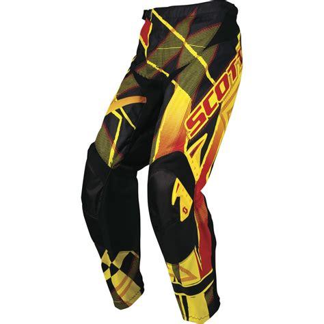 scott motocross gear 2013 scott 350 hyper pant 2013 scott sports gear