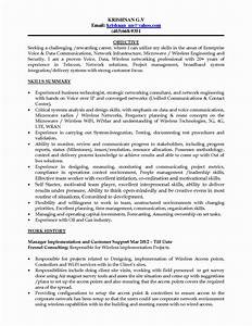 Project Management Resume Sample Best software Project